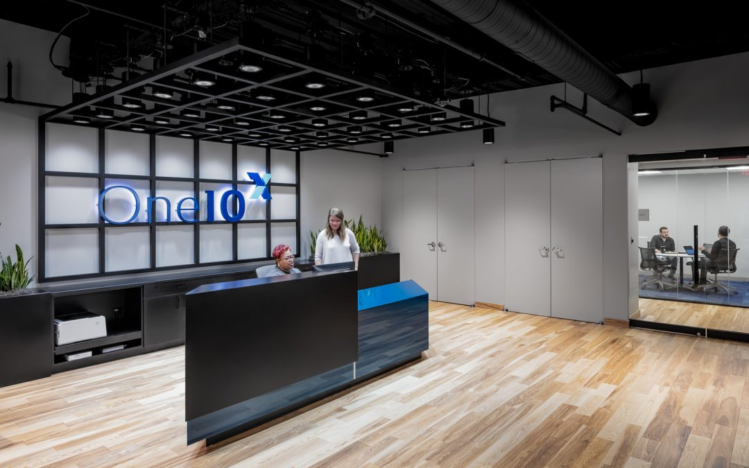 One10 Detroit Office Certified ISO 9001:2015